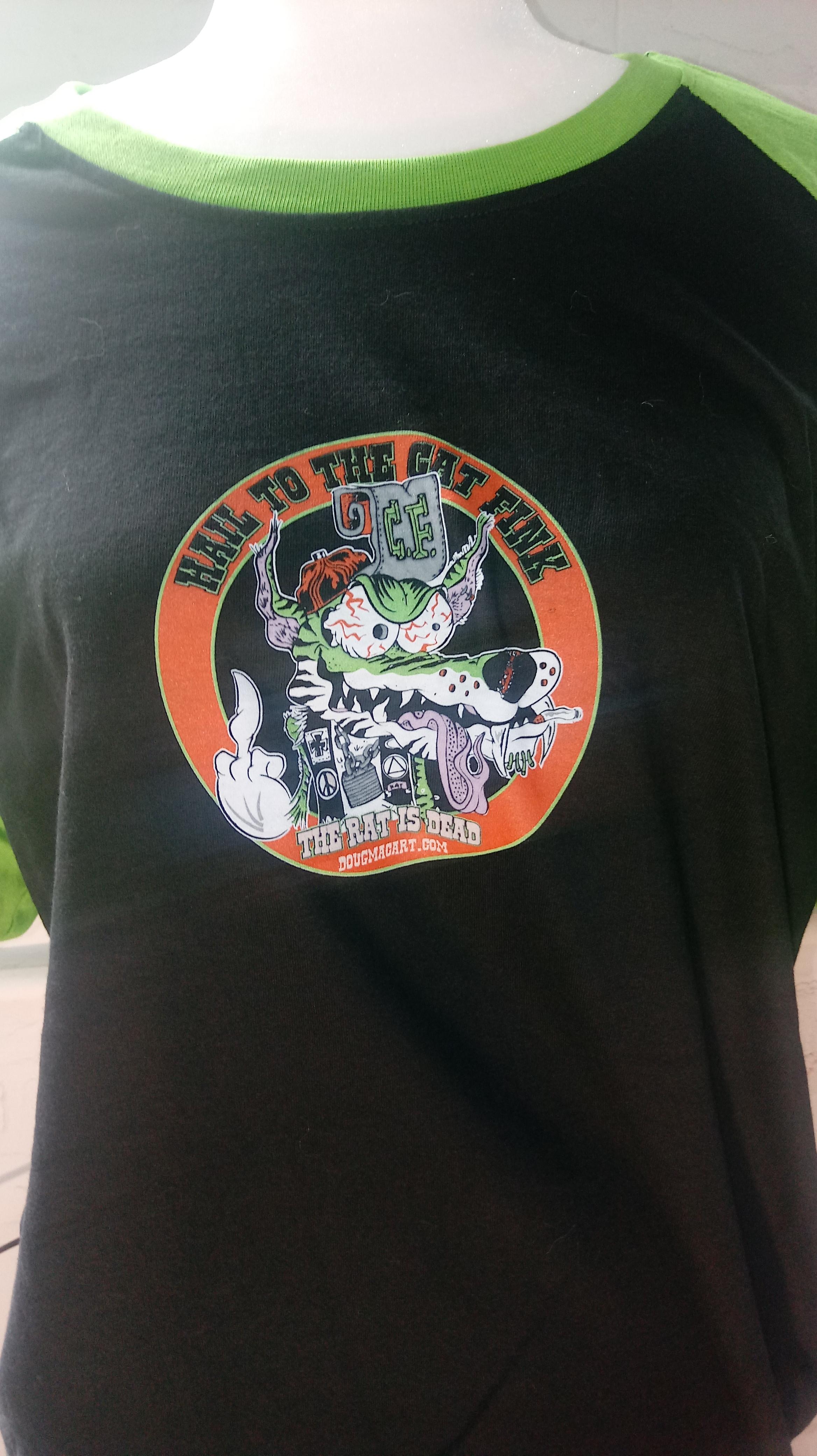 Cat Fink T-Shirt