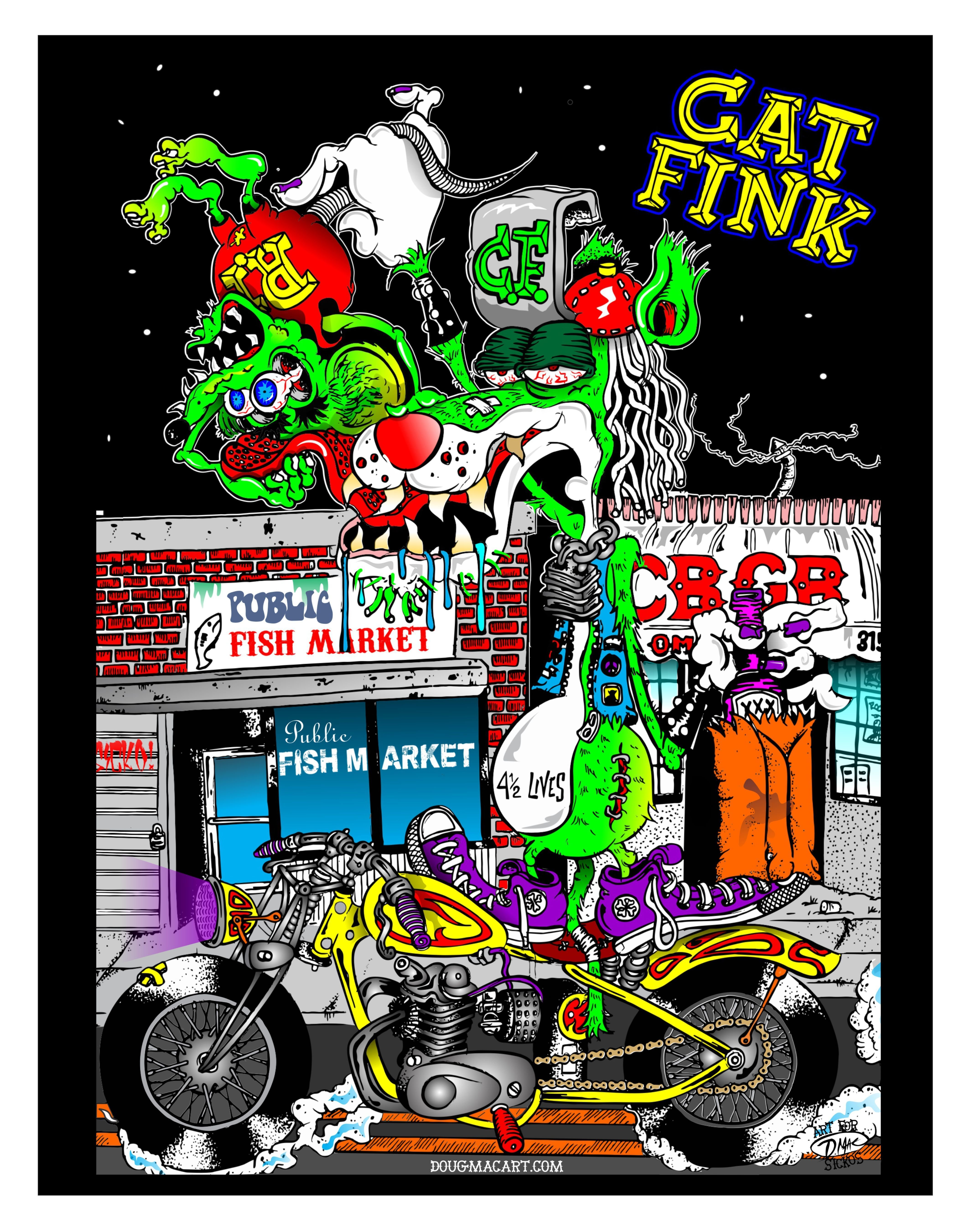 """Limited Poster 14.5x18"""" Signed And Numbered Only 10 Available Free Shipping 00032"""