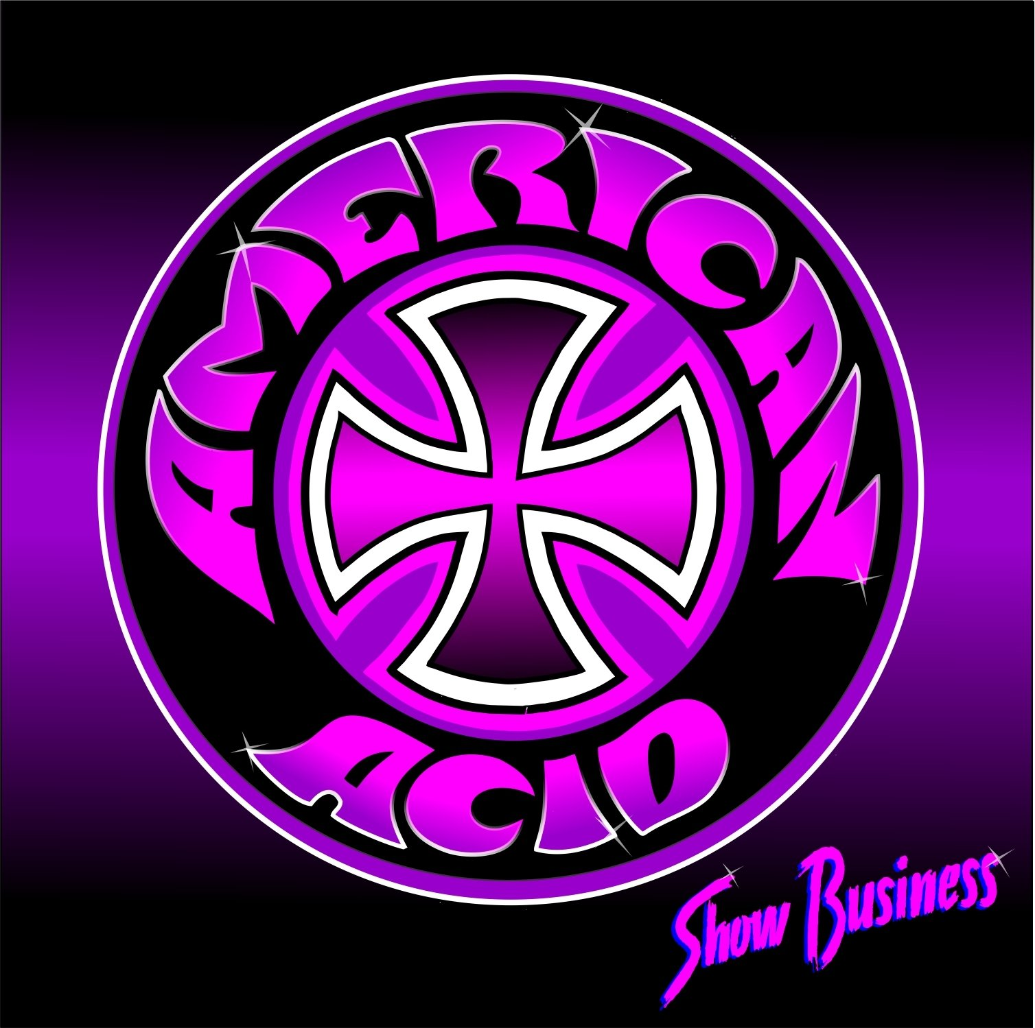 American Acid NEW CD 6 Songs 00046