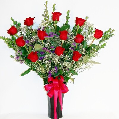 Red Roses (Ecuadorian Roses)