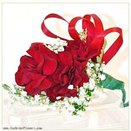 Mini Carnation Corsage