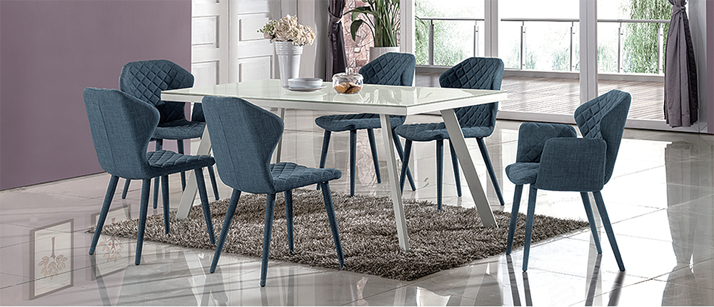 Elgg Dining Table 4 Seater