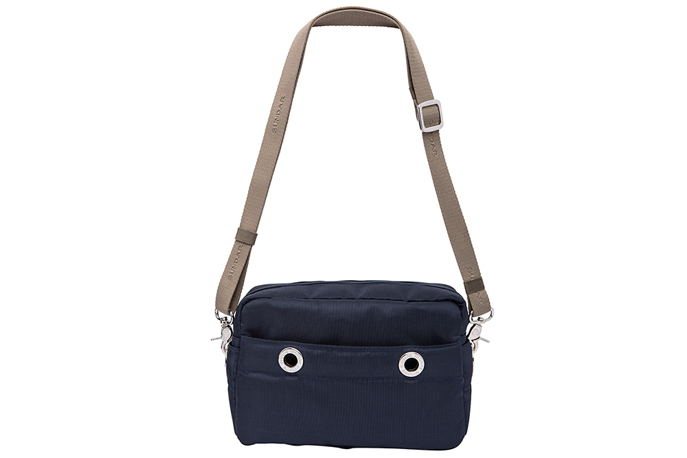 Cross Body  Laura Azul Marino
