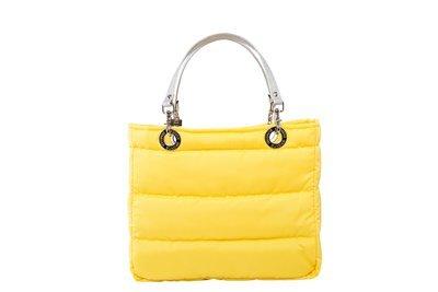 Bolsa Basica Amarilla Cierre