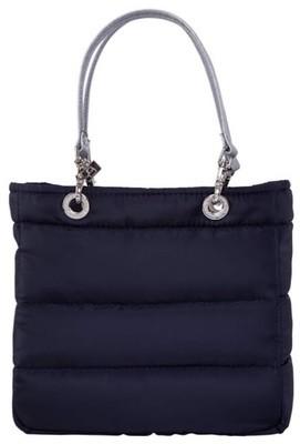 Bolsa Basica Chica Azul Marino Cierre