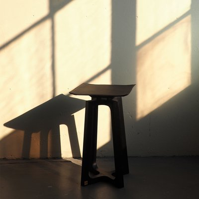Low Stool_Elevation