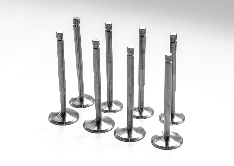 Облегченные клапана 2101 Т-образной формы (вп/выпуск, 8 шт)