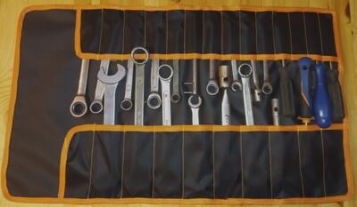 Сумка-скрутка для инструмента