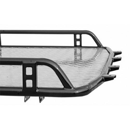 Багажник экспедиционный «Трофи»   с алюминиевым листом без поперечин