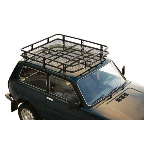 Багажник экспедиционный «Трофи»  с сеткой