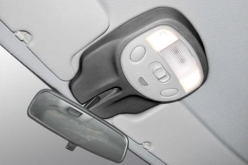 Фонарь освещения салона (чёрный) Chevrolet-Niva