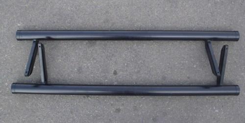 Защита порогов 2131/2329 усиленная (Ø57х3.5 мм)