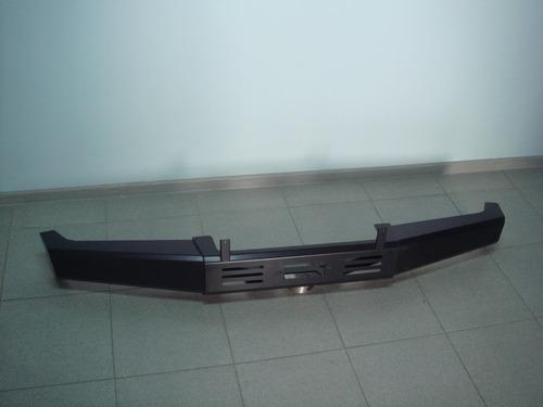 Силовой передний бампер с площадкой для лебедки и без защитных дуг