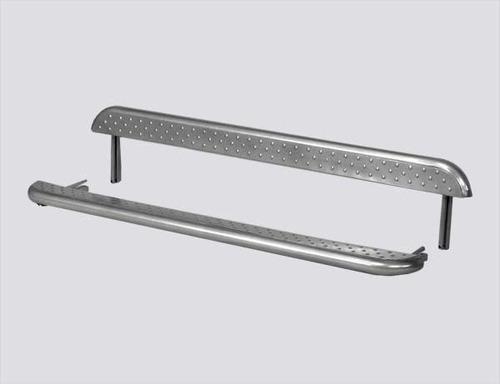 Пороги с металлическим листом, 2131 (к-т)