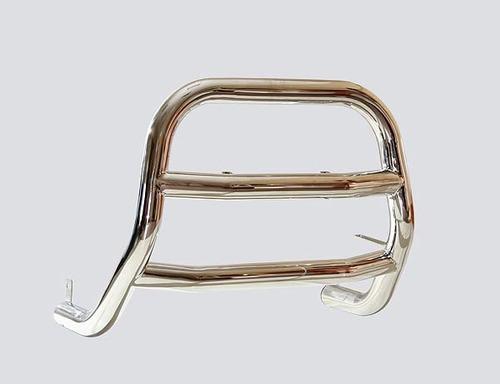 Защита переда (Ø=63,5 мм), 2123 «Шеви» (нержавеющая сталь)