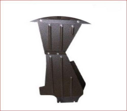 Защита коробки передач и раздаточной коробки «Броня-2», 2123 Шеви-Нива (к-кт из 2 ед.)