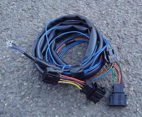 Жгут проводов для подключения фаркопа с электрическими разъемами