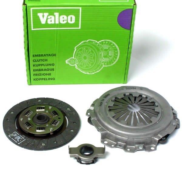 Комплект сцепления (корзина+диск+выжимной). Штатное сцепление для Lada 4x4 с 27-07-2009 г.в. и Шевроле Нива