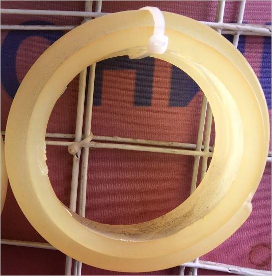 Подпружинники передние / задние (полиуретан) + 2 см к стандарту