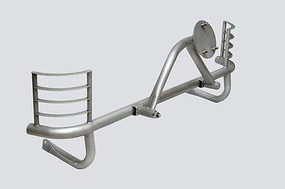 Кронштейн запасного колеса усиленный с защитой фонарей, Нива