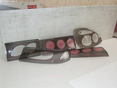 Защита фар Niva Chevrolet (к-т)