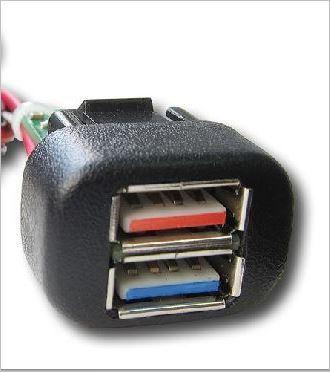 USB Разъём для Зарядки в автомобиле