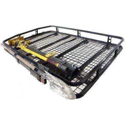 Кронштейн крепления для лопаты и топора на багажник (к-т 2 шт)