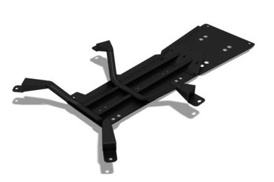 Защита КПП и раздаточной коробки Lada 4x4 -