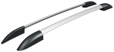 Рейлинги серебристые для Lada 4x4 (3х дв)