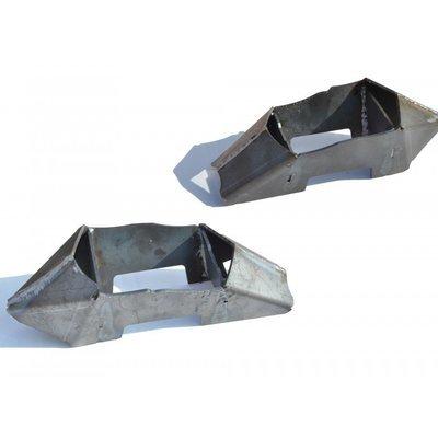 Кронштейны чашек пружин задней подвески (комплект) для лифта подвески