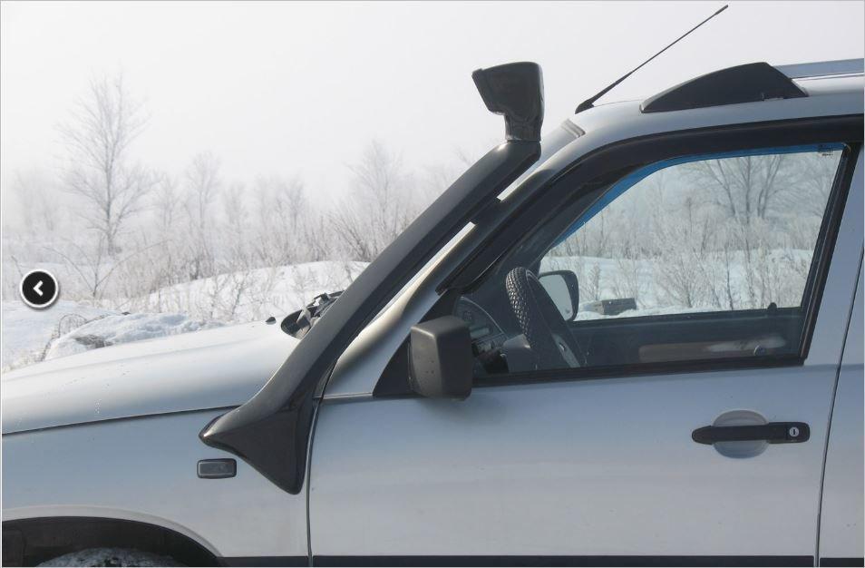 "Шноркель ""Сафари"" Chevrolet-Niva"