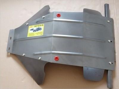 Защита картера двигателя усиленная «Броня» для