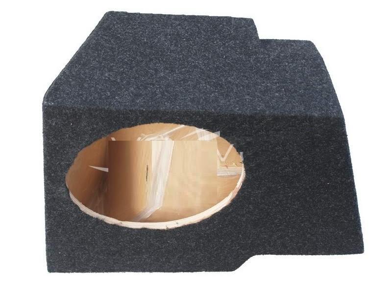 Короб для сабвуфера Chevrolet Niva (в лев крыло)