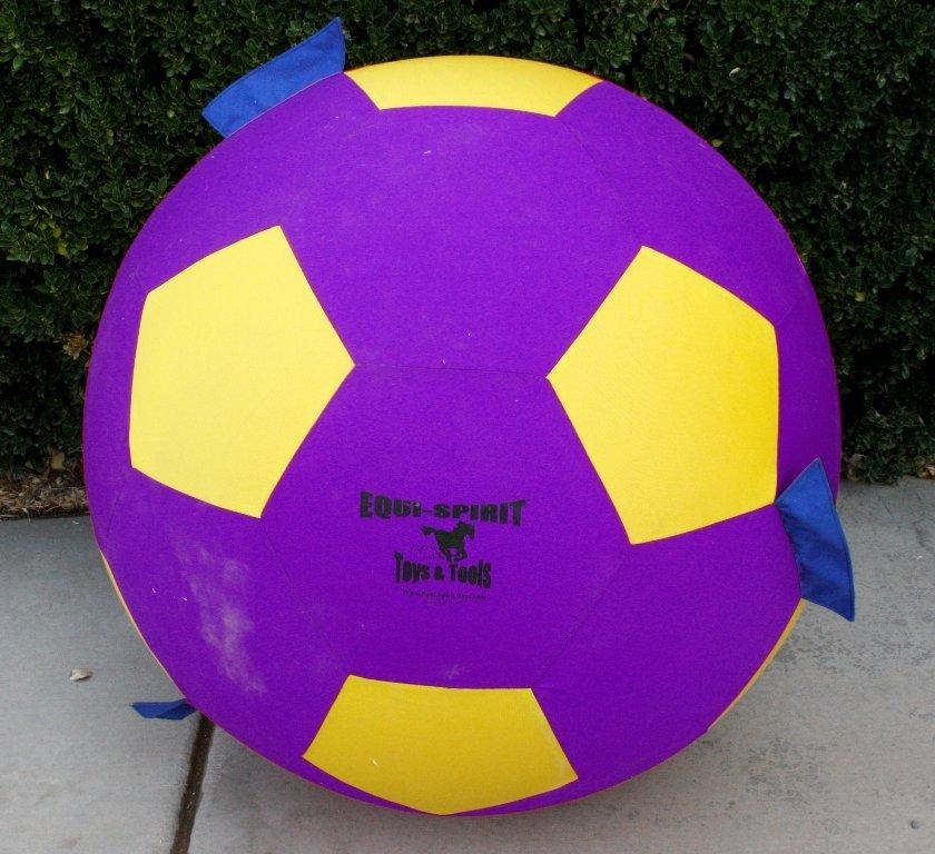 "25"" Equi-Spirit Ultimate Grab & Toss Cordura Ball"