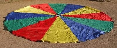 Equi-Spirit 12 foot parachute