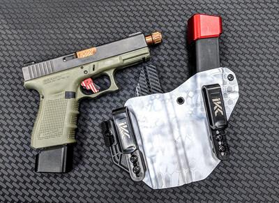 www insanekydexcreations com   Custom Quality Made Gun Holsters