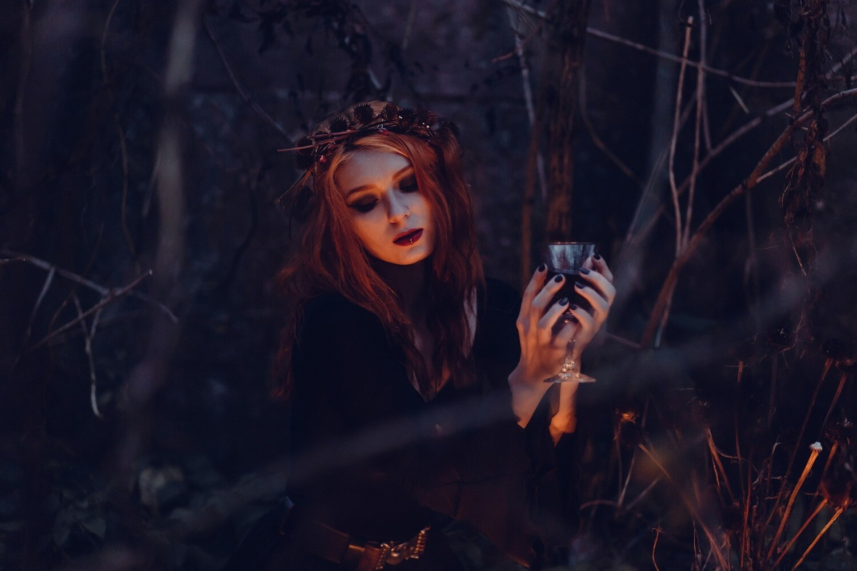 Custom Spell Casting On Witch's Night, $465