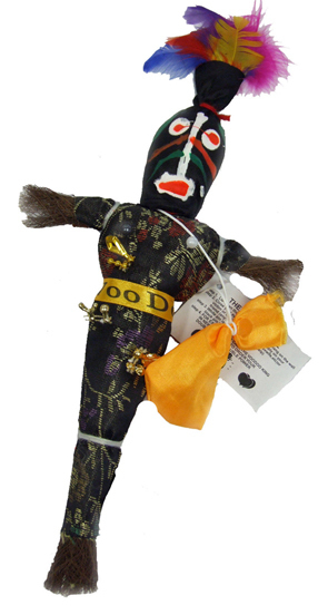 Authentic Voodoo Doll Love, Money, Karma, Health, Revenge $89
