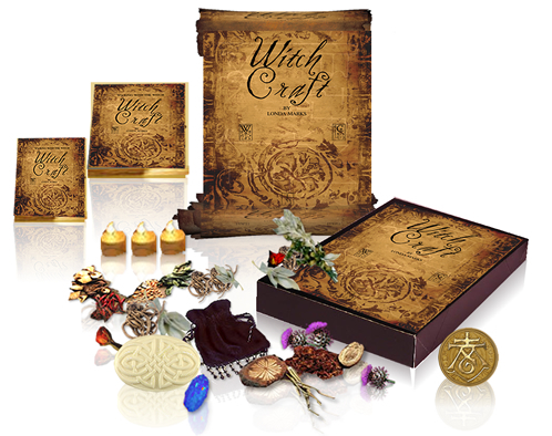 Complete Authentic Medieval Witchcraft Spell, $289