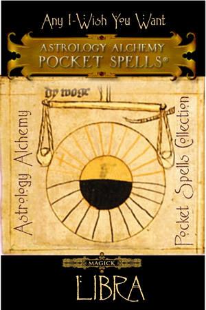 Libra Astrology Alchemy Spell, $37