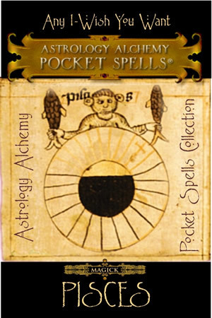 Pisces Astrology Alchemy Spell, $37