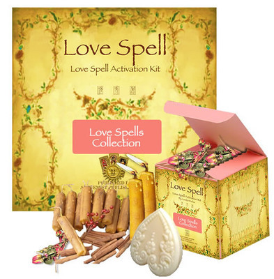 Complete Love Spell Collection (5-Spells) Love Spell, $289