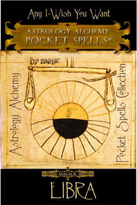 Libra Astrology Alchemy Spell, $37