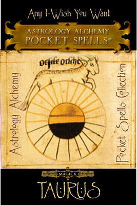 Taurus Astrology Alchemy Spell, $37