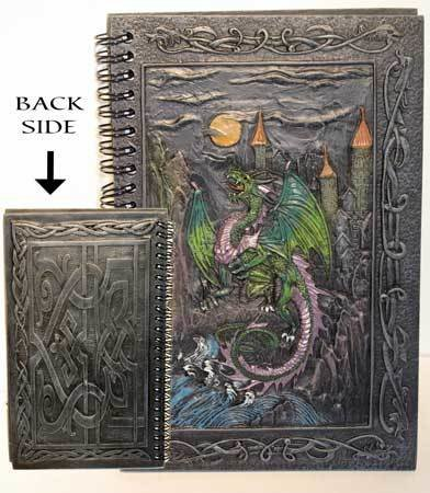 Mystical Dragon Journal, $129
