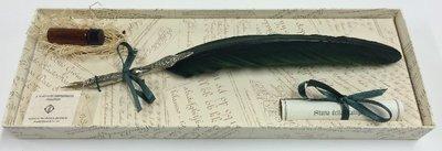 Quill Pen & Ink Set, $129
