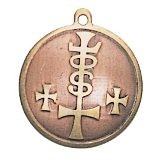 Mediaeval Strength Amulet, $69