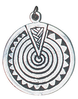 Celtic Birth Charm For Wealth, $45
