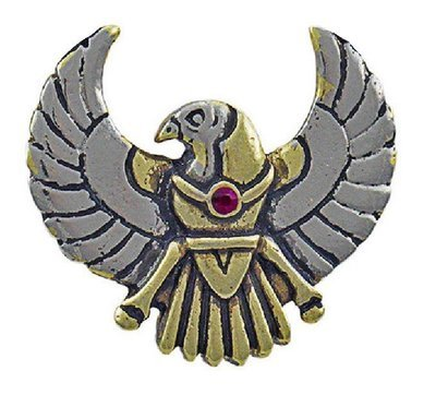 Horus Safe Travel Talisman, $45