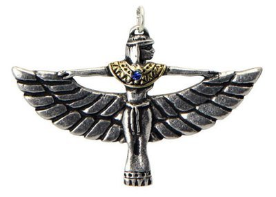 Isis Amulet For Magickal Inspiration, $92
